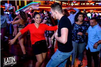 The Casino en Dania Beach: Regresan los Jueves Latinos