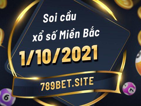 Soi cầu XSMB 1-10-2021 - Dự đoán xổ số Miền Bắc - Soi cầu MB