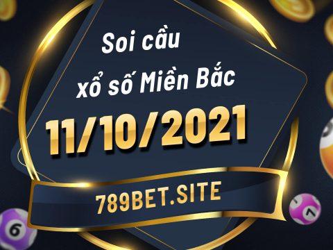 Soi cầu XSMB 11-10-2021 - Dự đoán xổ số Miền Bắc - Soi cầu MB